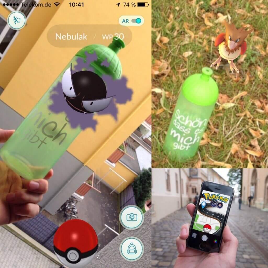 ISYbe - Unser Pokemon GO Gewinnspiel