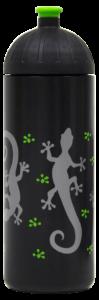 ISYbe Trinkflasche 0,7l Gecco schwarz