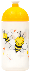 ISYbe Kindertrinkflasche Biene