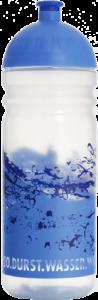 ISYbe Trinkflasche 0,7l Wasser transparent