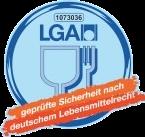 Geprüfte Sicherheit nach deutschem Lebensmittelrecht